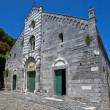 Church of St. Lawrence (circ1582). Portovenere, Italy — Stock Photo #30251109