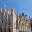 Milan Cathedral (Duomo di Milano) — Stock Photo
