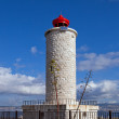 Lighthouse (XIX c.) of If island. Marseilles, France — Stock Photo