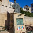 Memorial to victims of WWI and WWII in Marseilles — Stock Photo