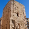 Tower (XVII c.) of the Trinitarians convent. Marseilles, France — Stock Photo