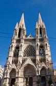 Saint-Vincent-de-Paul church (1886). Marseilles, France — Stock Photo