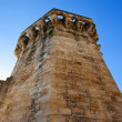 Tourreluque Tower (circa XIV c.). Aix-en-Provence, France — Stock Photo