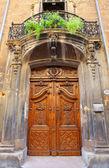 Portal of Hotel de Panisse (1739). Aix-en-Provence, France — Stock Photo