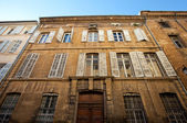 Hotel de barlet (cca xviii c.). aix-en-provence, francie — Stock fotografie