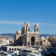 Marseilles Cathedral (XIX c.) — Stock Photo