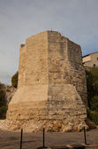 Nuns Tower (Tour des Mourgues, XIV c.) in Arles, France — Stock Photo