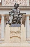 Monument to Diego Velazquez (1899). Madrid, Spain — Stock Photo
