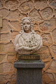 Bust of Spanish king Ferdinand VI the Learned in Alcazar castle, — Stock Photo