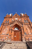 Dormition of the Theotokos church (1896). Kursk, Russia — Stock Photo