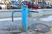 Pompa wody rutyna w kursk, federacja rosyjska — Zdjęcie stockowe