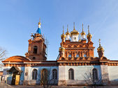 Church of Theotokos of Akhtyrka (1760). Kursk, Russia — Stock Photo