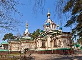 Trinity church (1897). Udelnaya, Russia — Stock Photo