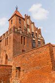 Burghers Hall (1489) in Torun, Poland — Stock Photo