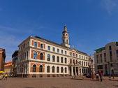 Town Hall of Riga, Latvia  — Stock Photo