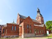 Dome Cathedral (1211), Riga, Latvia — Stock Photo