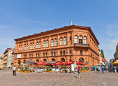 Art Museum Riga Bourse — Stock Photo