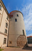 Holy Spirit Tower (XIII c.) of Riga castle, Latvia — Stock Photo