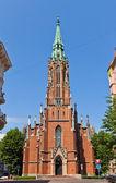 Saint Gertrude Old Church (1866) in Riga, Latvia — Photo