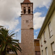 Постер, плакат: Saint Michael bell tower Trogir Croatia
