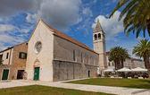 トロギル, クロアチアでドミニコ修道会 — ストック写真
