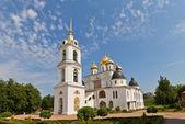 Dormition Cathedral (1512) in Dmitrov, Russia — Stock Photo
