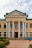 Municipal gymnasium (1915) in Dmitrov kremlin, Russia  — Stock Photo