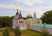Buildings of Dmitrov kremlin, Russia — Stock Photo