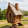 ������, ������: Fairy tale house in Dmitrov Russia