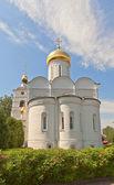 St Boris and Gleb Cathedral (XVI c.) in Dmitrov, Russia — Stock Photo