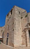 St Nicholas Tower (XV c.). Trogir, Croatia. UNESCO site — Stock Photo