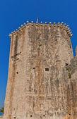 Donjon of Kamerlengo castle (1437). Trogir, Croatia — Stock Photo