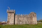Kamerlengo castle (1437). Trogir, Croatia. UNESCO site — Photo
