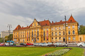 Museum of Arts and Crafts in Zagreb, Croatia — Stockfoto