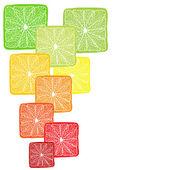 Vector ilustración de colorido abstractos. plantilla de diseño. — Vector de stock