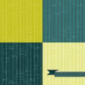 Sömlös abstrakt retro mönster. elegant grunge bakgrund. — Stockvektor