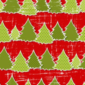 Eps 10 Christmas seamless pattern in the style of application. — Stock Vector