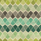 Seamless retro geometric pattern. — Stock Vector