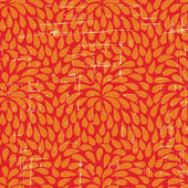 Seamless abstract retro drops pattern. — Vecteur