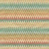 Seamless pattern geometrici retrò. — Vettoriale Stock