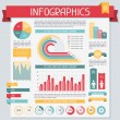 Infographics elements collection. Set 1. — Stock Vector