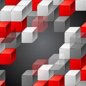 Streszczenie tło geometryczne, szablon projektu. — Wektor stockowy