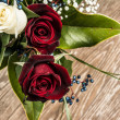 Rose bouquet — Stock Photo