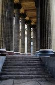 Colonnade of the Kazan Cathedral — Stock Photo
