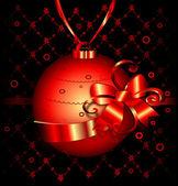 Christmas ball — Wektor stockowy