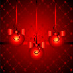 Christmas balls — Stock Vector #17605341