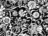 Çiçek desenli — Stok Vektör