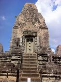 Temple of angkor wat Cambogia — Stock Photo