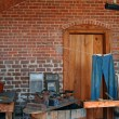 Stock Photo: Vintage laundry room, Fort Clinch