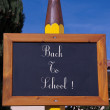 Back to school!! — Stock Photo